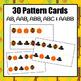 Patterns: Thanksgiving Pattern Cards