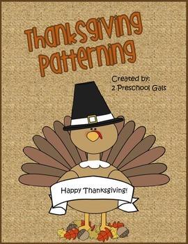 Thanksgiving Patterning