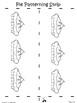 Thanksgiving Patterning Strips