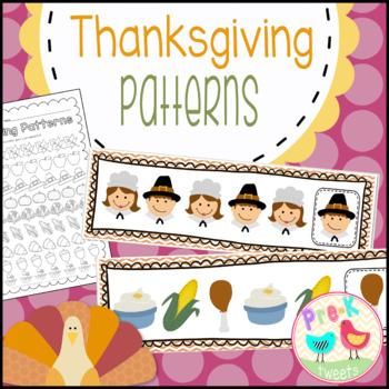 Thanksgiving Patterns