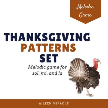 Thanksgiving Patterns {La}