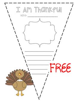 Thanksgiving Pennant