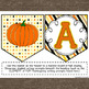 Thanksgiving Pennant Banner for Bulletin Boards