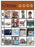 Thanksgiving Penny Pusher:  Listening Comprehension Stories