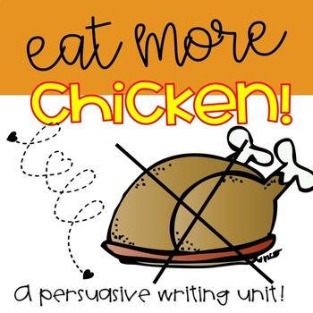Thanksgiving Persuasive Bundle!