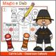 Fall Bingo Dabber Games ~ Magic E