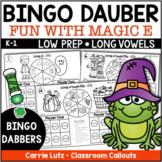 Fall Bingo Dabber Games   Magic e   CVCe