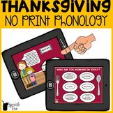 Thanksgiving Phonology NO PRINT