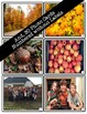 Fall and Thanksgiving Vocabulary Photo Flashcards