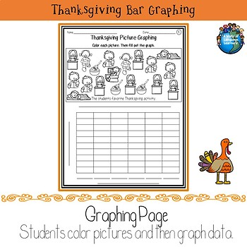 Thanksgiving Bar Graphing