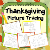 Thanksgiving Picture Tracing