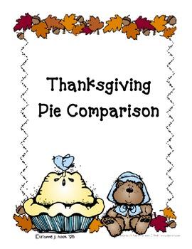 Thanksgiving Pie Number Comparison