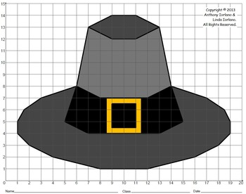 Pilgrim Hat Mystery Picture