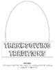Thanksgiving Pilgrim Hat Craftivity
