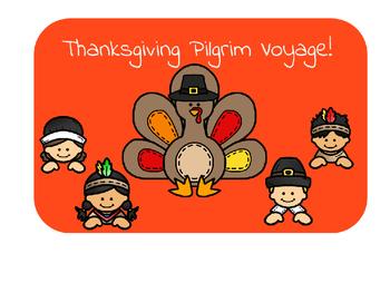 Thanksgiving Pilgrim Voyage