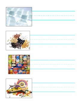 Thanksgiving/Pilgrim Writing Activity - Pack your suitcase!