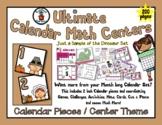Thanksgiving Pilgrims  - Month of Math Centers & Calendar
