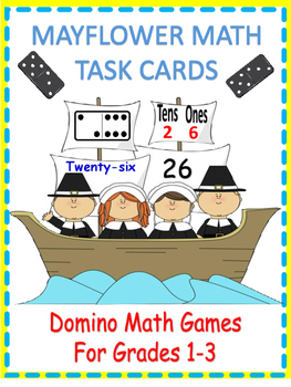 Thanksgiving Place Value Task Cards are Hands-on Fun