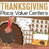 Thanksgiving Activities for Place Value- Thanksgiving Math