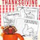 Thanksgiving Placemats Printables