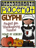 Thanksgiving Placemat Glyph