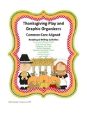 Thanksgiving Play / Readers Theater, Graphic Organizers, S
