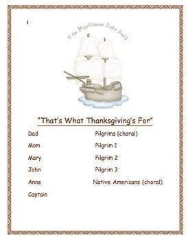 Thanksgiving Play