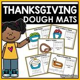 Thanksgiving Play Dough Mats Activities