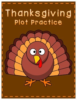 Thanksgiving Plot Practice: Finding the Problem and Solution