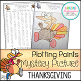 Thanksgiving Plotting Points - Mystery Picture