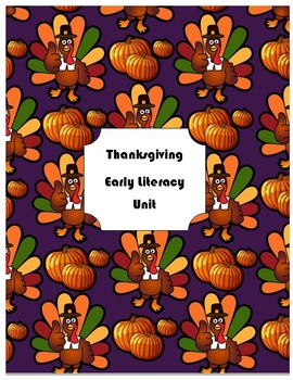 Thanksgiving Plurals--a Unit to be Thankful for!