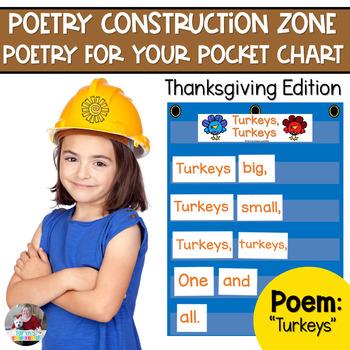 Thanksgiving Pocket Chart Fun
