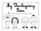 Thanksgiving Poem Cursive Writing Project