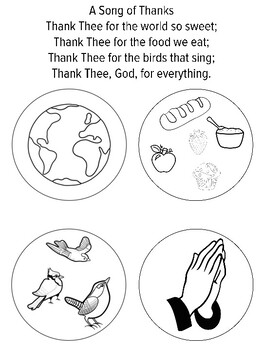 Thanksgiving Poem, Thanksgiving Music, Preschool Thanksgiving