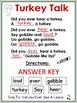 Thanksgiving Poems to Familiar Nursery Rhymes ~ Fun Litera