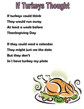 Thanksgiving Poems