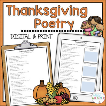 Thanksgiving Poems and Activities