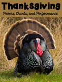 Thanksgiving Freebie Poems, Chants, & Charts