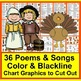 Thanksgiving Activities: Readers,Poems, Songs, Adding,Subtraction, Sight Words