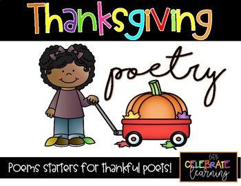 Thanksgiving Poetry - Grades 1 and 2