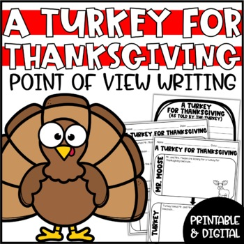 Thanksgiving Point of View Writing