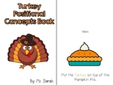 Thanksgiving Positional Concept