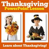 Thanksgiving PowerPoint Activity