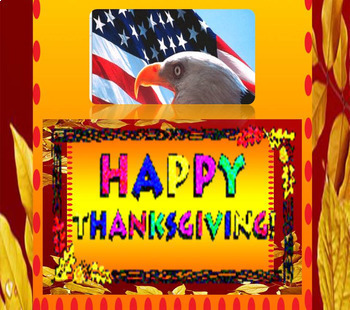 Thanksgiving Activities - PowerPoint presentation - Intera