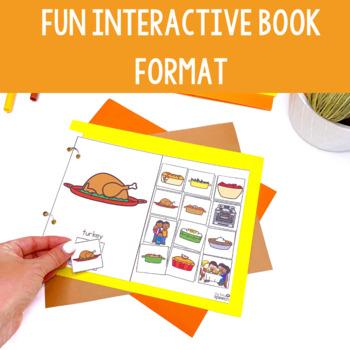 Thanksgiving Preschool Language Unit