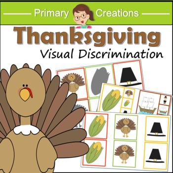 Thanksgiving Preschool Literacy Activities