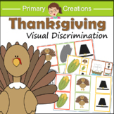Thanksgiving Preschool Literacy Activities