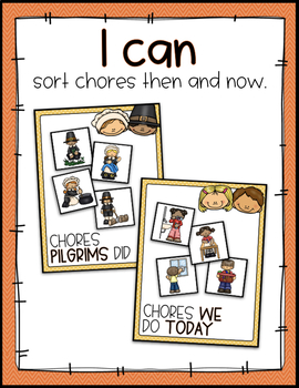 Thanksgiving: Preschool, Pre-K and Kindergarten Resources