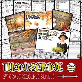 Thanksgiving Print & Go Bundle