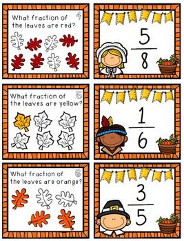 2nd Grade Thanksgiving Activities